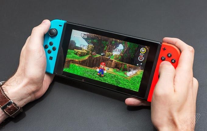 Kebutuhan bermain game ternyata tidak sanggup dipenuhi begitu saja dengan adanya gawai yang  Nintendo Switch, Sebuah Game Konsol Yang Dapat Dimainkan Di Mana Saja