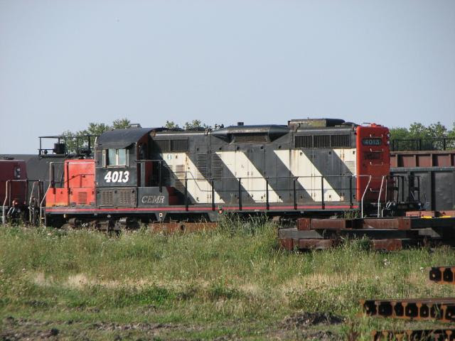 CEMR 4013 in Winnipeg