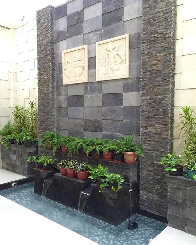 Kolam Minimalis Depan Rumah | Ide Rumah Minimalis