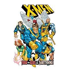 Astonishing X-Men cover