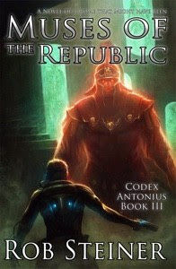 Muses of the Republic book cover