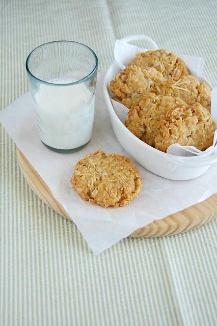 ANZAC cookies / Biscoitos ANZAC
