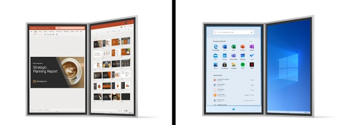 Introducing Windows 10X: enabling dual-screen PCs in 2020