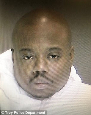he Troy Police Department will hold a press conference with further details about the case at 11am (Pictured, White)