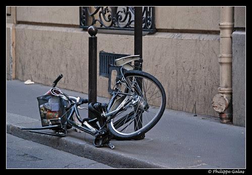 La dure vie du Vélo