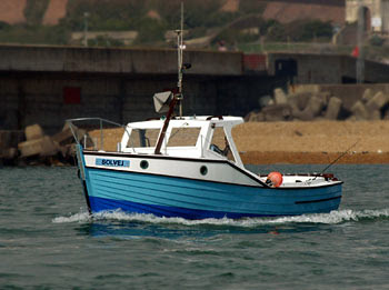 Photo showing Small Fishing Boat