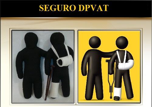 Seguro DPVAT by Menina Prendada - Manualidades da Dayse