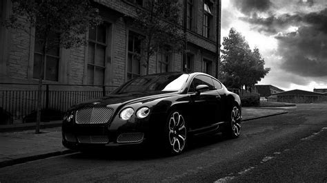 Black Bentley Wallpaper Desktop PC #508 Wallpaper   WallDiskPaper