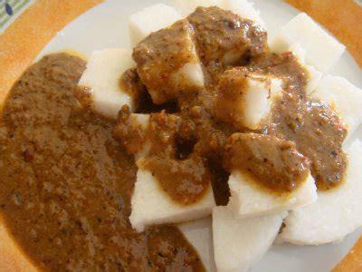jaas story resepi homemade nasi impit  kuah kacang