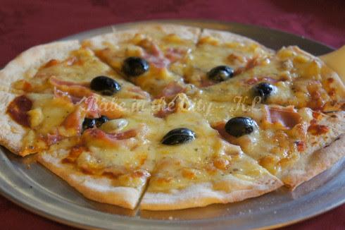 Prosciutto Pizza (RM35)
