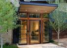 Modern Front Doors : Find Pivot, Double, Wood, Metal and Glass ...
