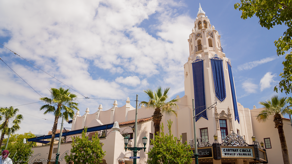 Disneyland Resort, Disney California Adventure, Buena, Vista, Street, Carthay, Circle, Restaurant