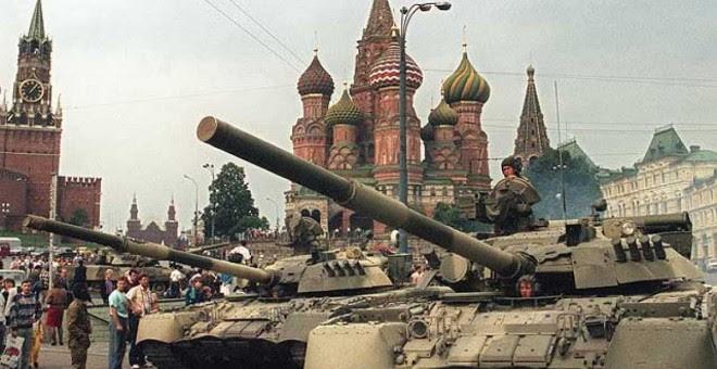 Veinticinco años del golpe de Estado contra Gorbachov