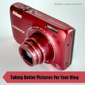 Taking Better Pictures For Your Blog  by: Mums Make Money