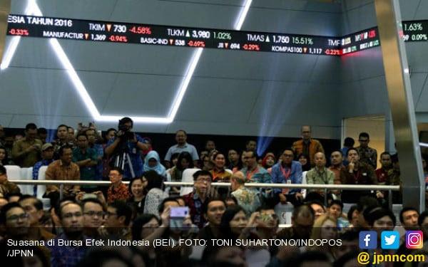 Emiten Start Up Segera Melantai di Bursa - JPNN.COM