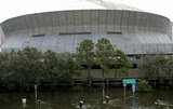 Superdome: Wallowing in grief
