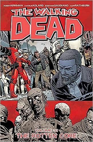 Latest Walking Dead Comic Book