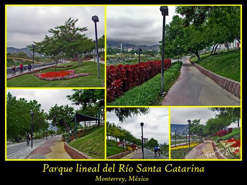 Parque Lineal del Río Santa Catarina