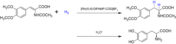 L-DOPA synthesis2