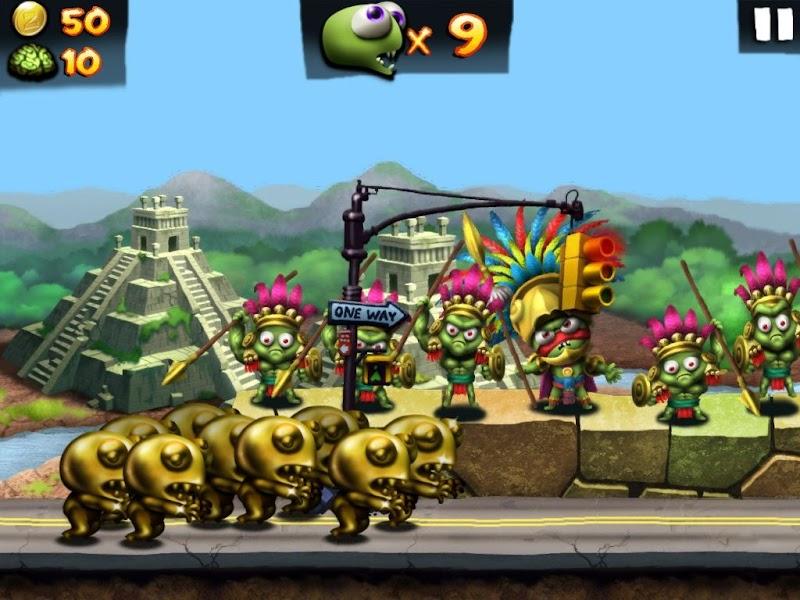 Game Zombie Tsunami Online