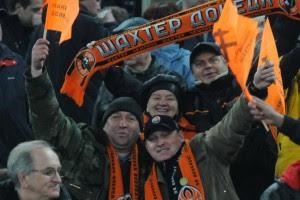 Болельщики Шахтера получат 7 тысяч именных мест на Донбасс Арене