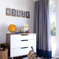blue-striped-drapes - Design, decor, photos, pictures, ideas ...