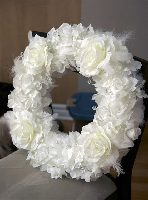 130 best Diy bridal shower & wedding wreaths images on