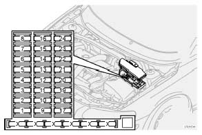 Volvo S60 2001 To 2009 Fuses List And Amperage