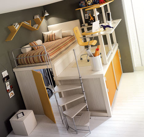 Small Space Hacks: 24 Tricks for Living in Tiny Apartments | Urbanist