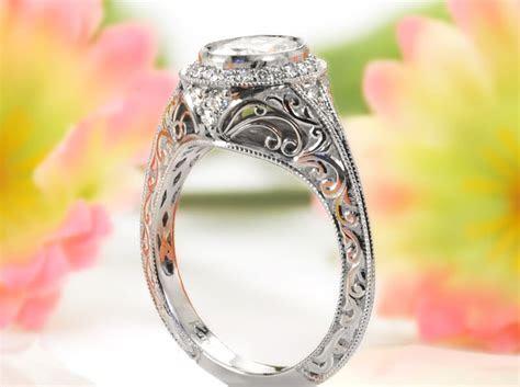 Vintage & Antique Engagement Rings in Austin