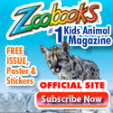 FREE Elephant Issue!  FREE Tiger Poster!