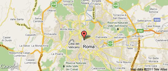 róma google térkép Róma Google Térkép | Térkép