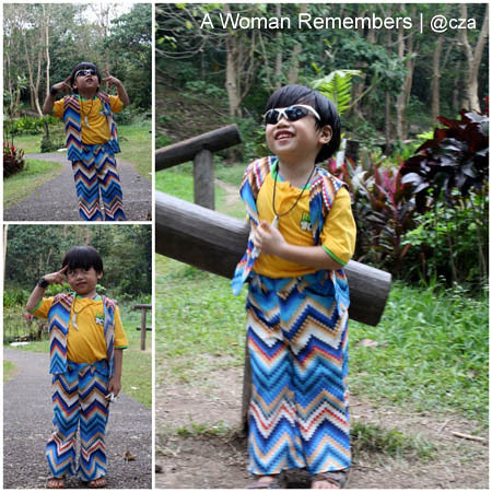 LaMesa Ecopark_hippie costume photoshoot