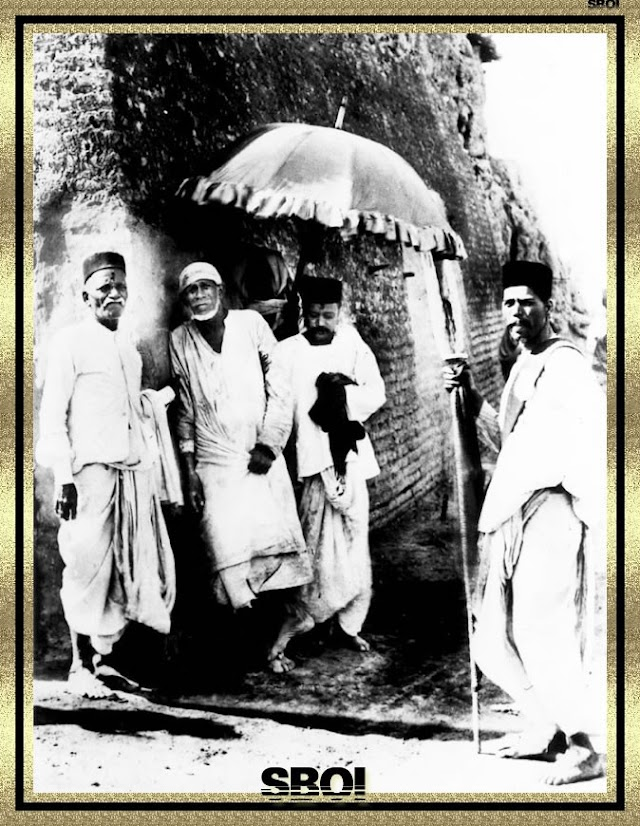 ORIGINAL PHOTOS OF SAI-N BABA FROM SHIRDI
