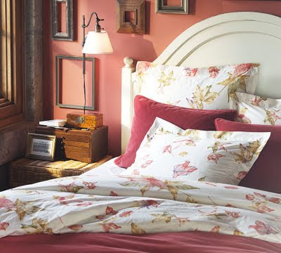 293916 quarto com parede rosa Decoração com paredes coloridas: idéias, fotos
