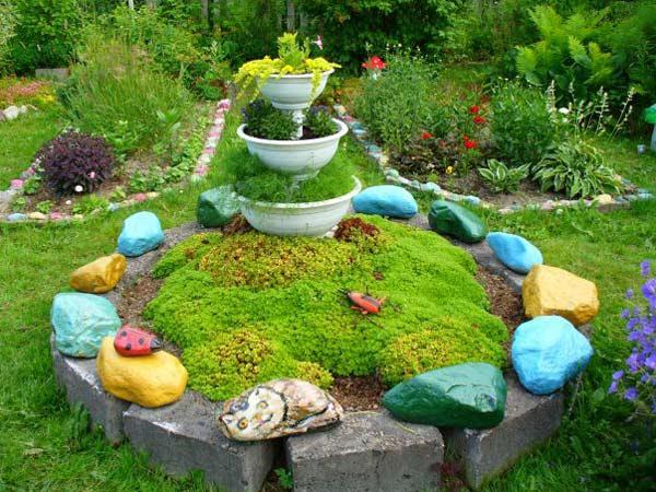 bahçe-dekorasyon
