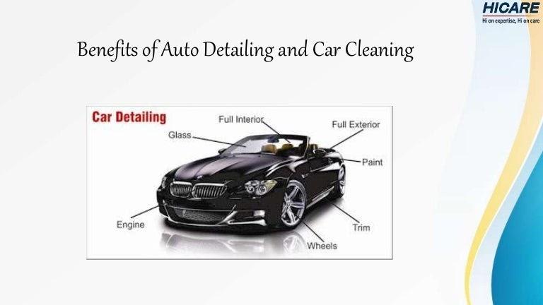 Car Interior Detailing Benefits