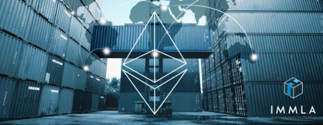 IMMLA platform solusi masalah logistik melalui teknologi blockchain