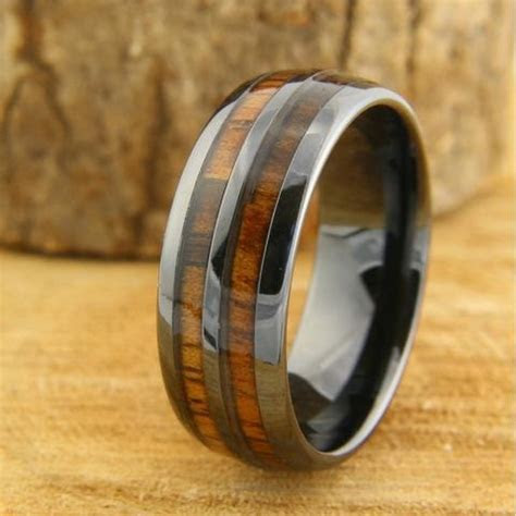 Canada's Top 10 Most Unique Mens Wedding Rings   Tungsten
