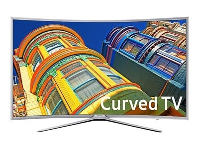 Samsung 55 Inch Curved LED Smart TV UN55K6250AF HDTV - UN55K6250AFXZA