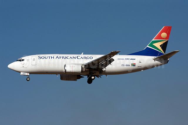 SAA Cargo 737
