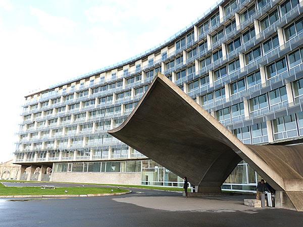porche UNESCO