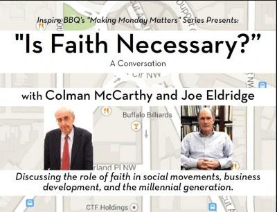 Is Faith Necessary
