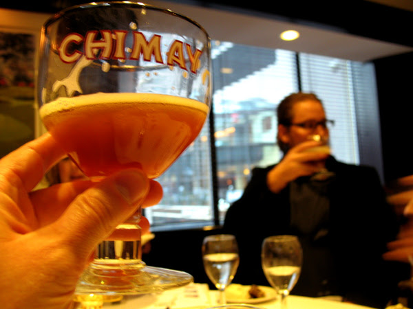 Chimay @Mortons