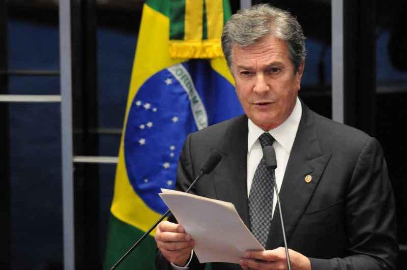 Ex-presidente Fernando Collor anuncia pré-candidatura ao Planalto em 2018