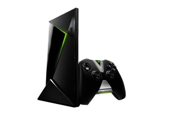 Nvidia Shield games console