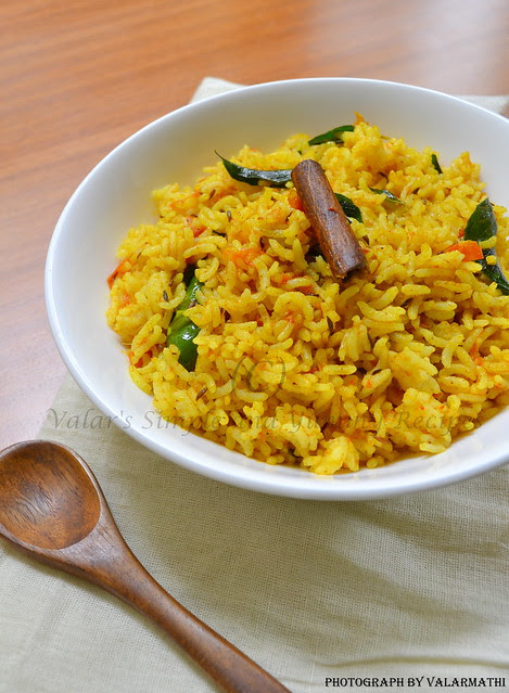 Spicy Tomato Rice