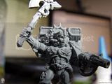 Review: Citadel Finecast, Dante and Commissar Lord blood angels