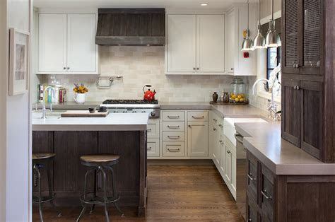 tone kitchen transitional kitchen artistic