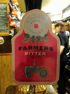 Bradfield, Farmers Bitter, England